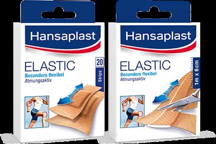 Hansaplast Elastic besonders flexibel