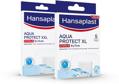 Hansaplast Aqua Protect XL/XXL