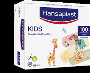 Kinderpflaster von Hansaplast