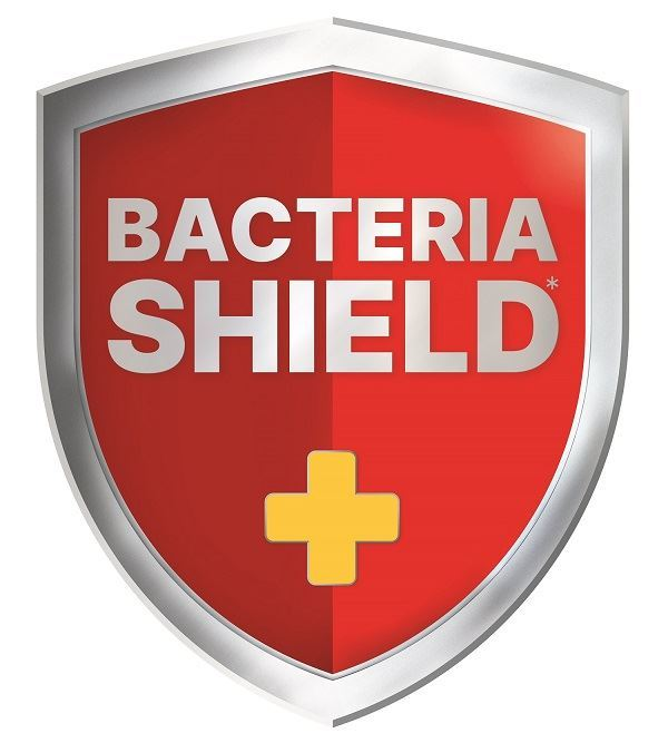 The Elastoplast Bacteria Shield symbol