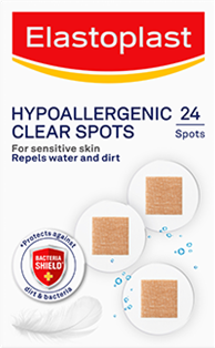 Hypoallergenic Clear Spots
