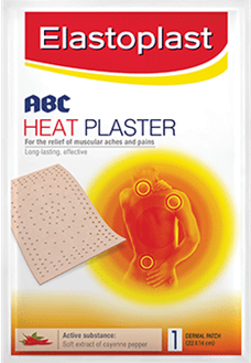 Elastoplast ABC Heat Plaster