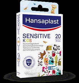 Sensitive Pflaster für Kinder
