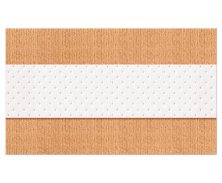 Hansaplast Elastic 5m x 6cm Wundauflage