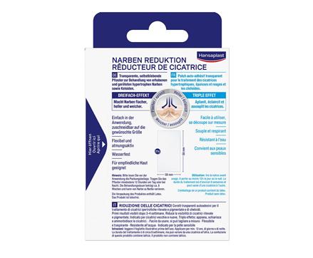 Narbenreduktionspflaster