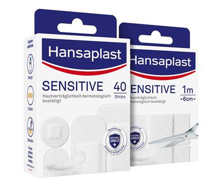 Hansaplast Pflaster Sensitive