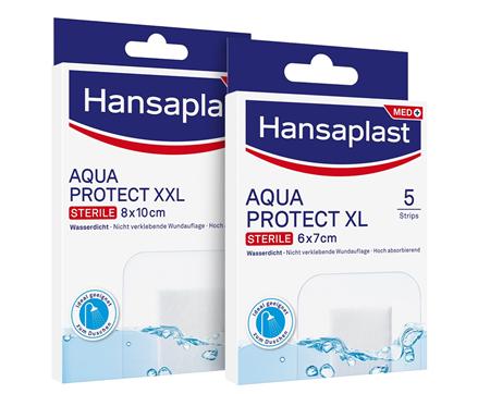 Hansaplast Aqua Protect XXL