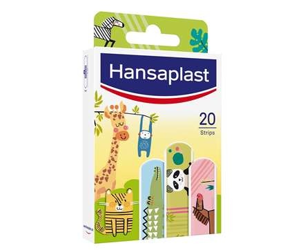 Hansaplast Kinderpflaster Tiere