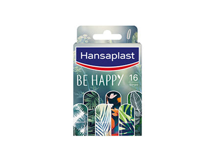 Be happy edition