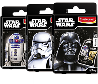 Elastoplast Star Wars Plasters