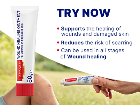Wound healing ointment 50g key benefits