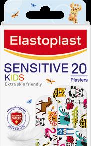 Kids sensitive animal plasters