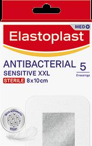 Antibacterial Sensitive Silver XXL