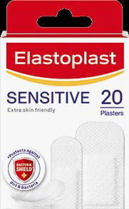 20 sensitive white plasters