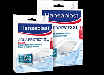 Hansaplast Aqua Protect MED tapasz