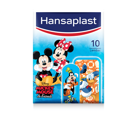 Hansaplast Mickey Mouse