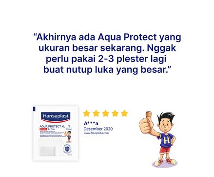 Hansaplast Aqua Protect XL Review