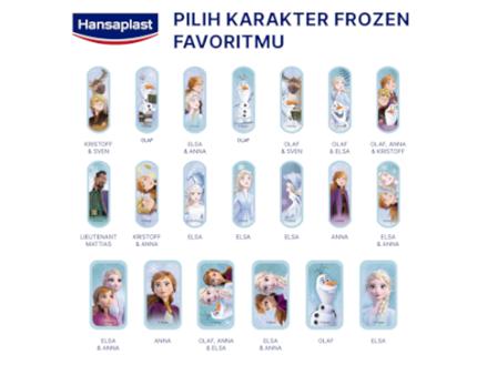 Disney Frozen Strips