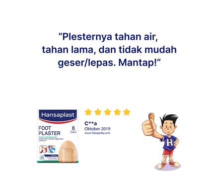 Hansaplast Foot Plaster Review
