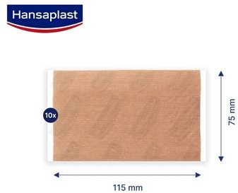Hansaplast Koyo Hangat 10s Size