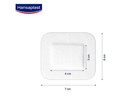 Hansaplast Sensitive XL Size