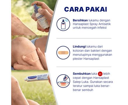Hansaplast Sensitive How to