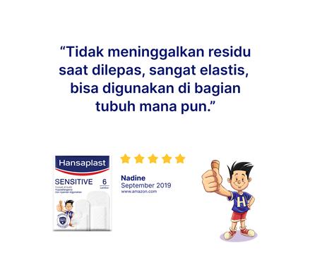 Hansaplast Sensitive Review