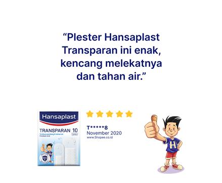 Hansaplast Transparan Review