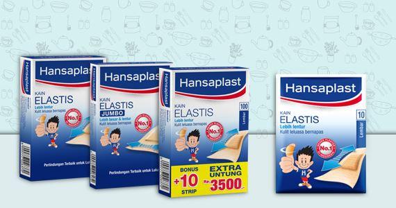 Produk Plester Hansaplast