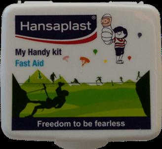 My Handy Kit First Aid Wound Plaster 7 - Hansaplast