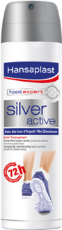 Silver Active Deo