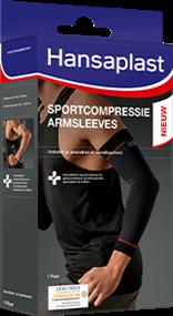 Sportcompressie armsleeves - Hansaplast
